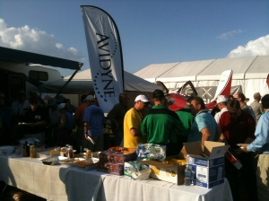 Avidyne Customer Appreciation Party at Sun 'n Fun